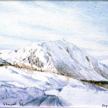 Selseng bij winter 1976