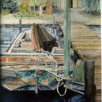 De Rietpol Spaarndam 1985