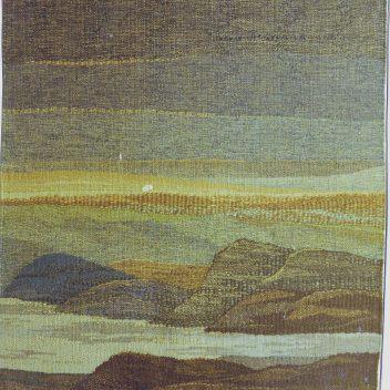 Landschap I 1975