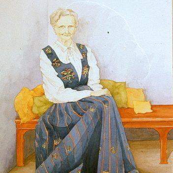 Margarethe Storaas 1975